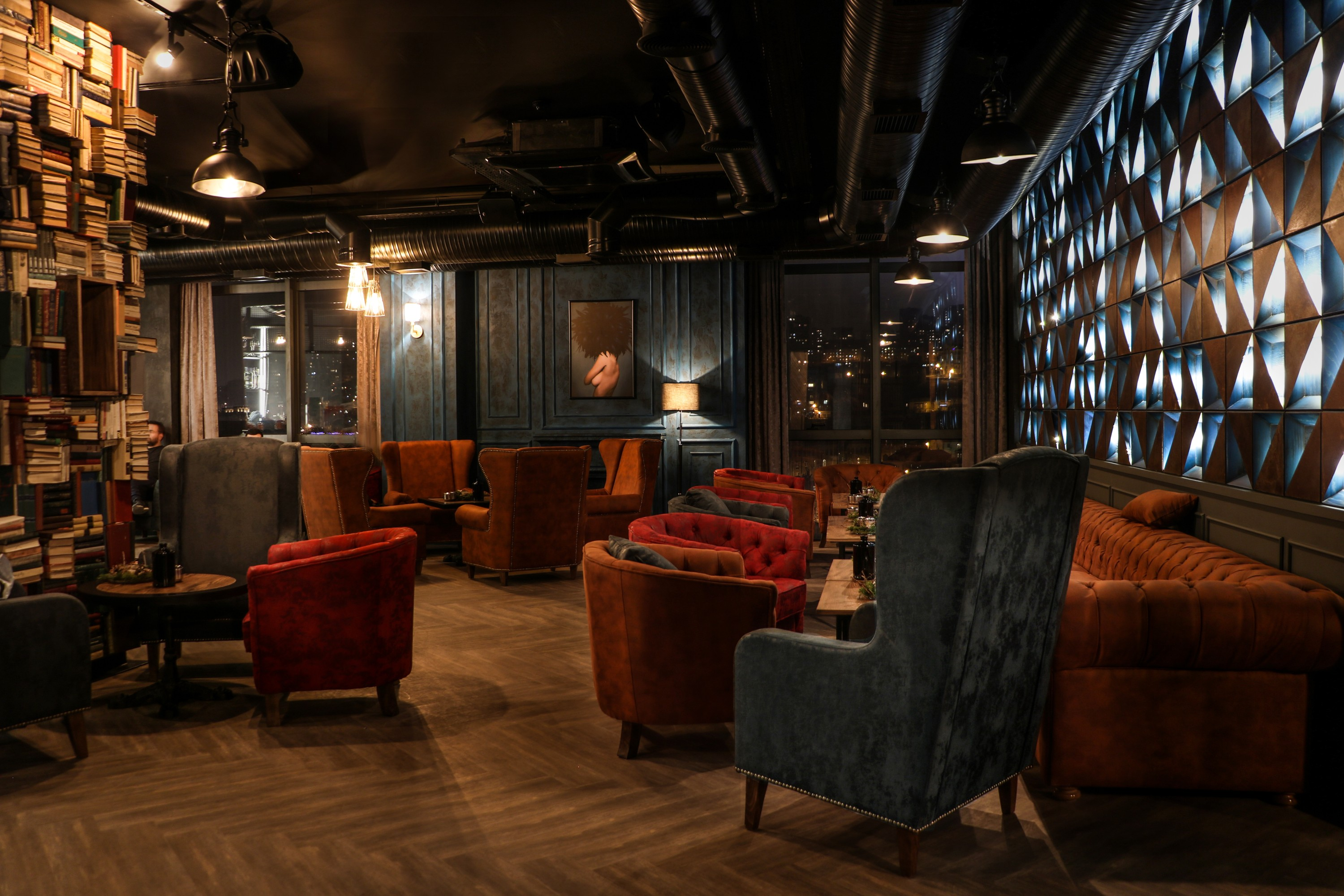 Opera Suite Hotel Yerevan 13 Lounge & Bar