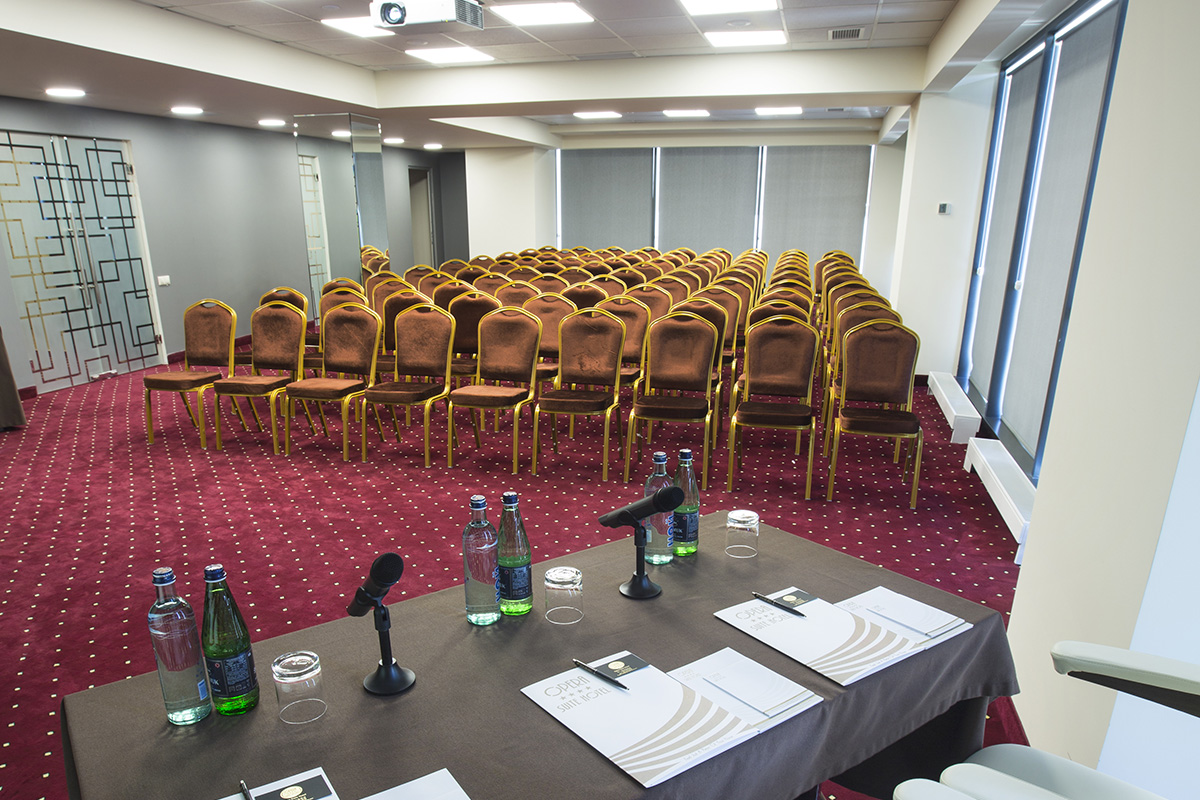 Opera Suite Hotel Yerevan Meeting room