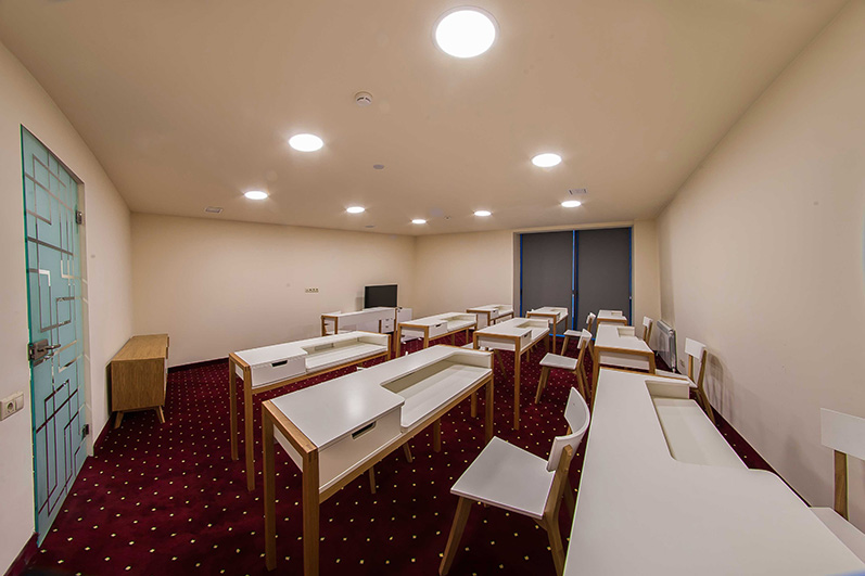 Opera Suite Hotel Yerevan Arno hall meeting room