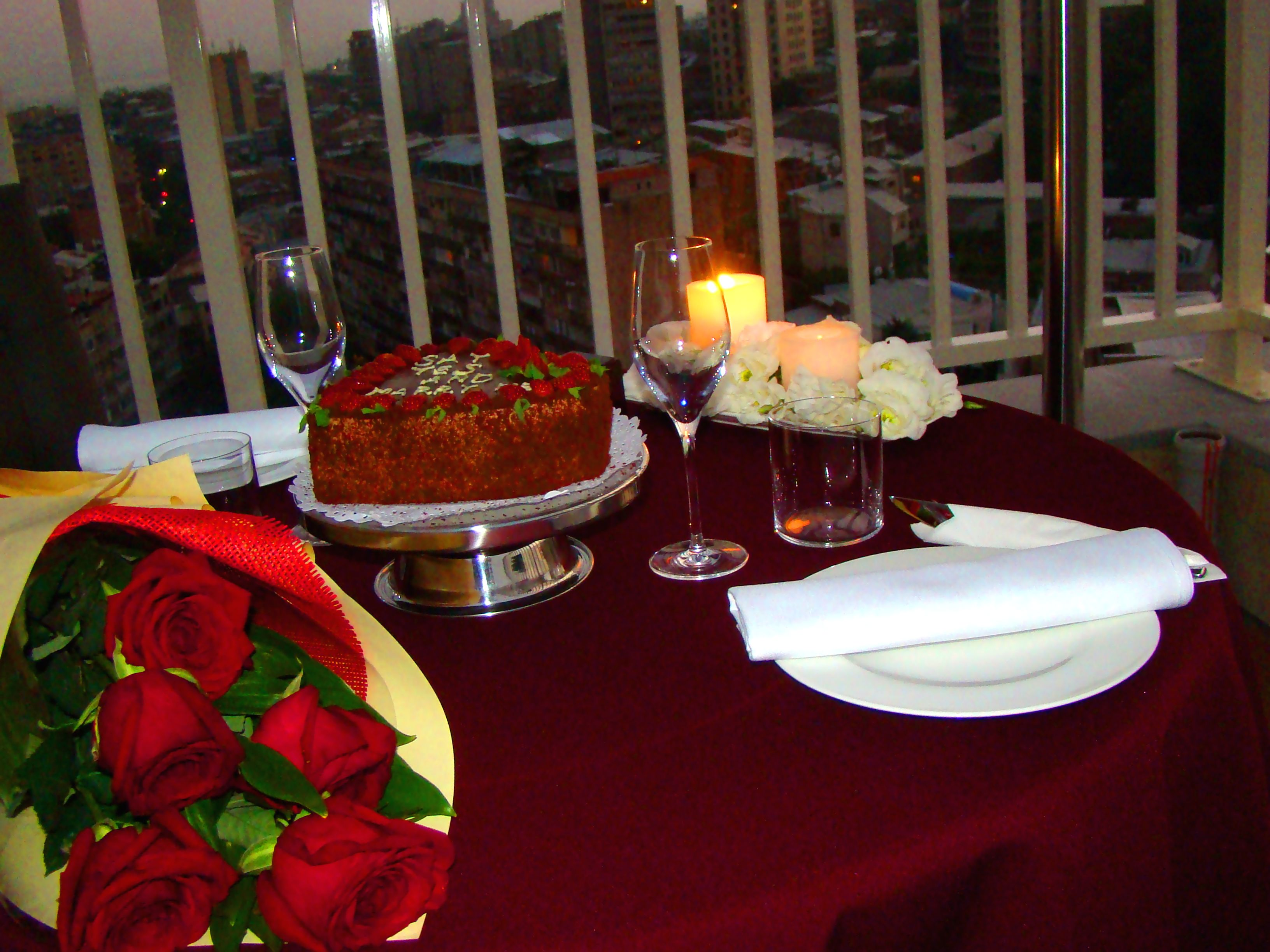 Opera Suite Hotel Yerevan Wedding package Dinner at Sinatra Restaurant